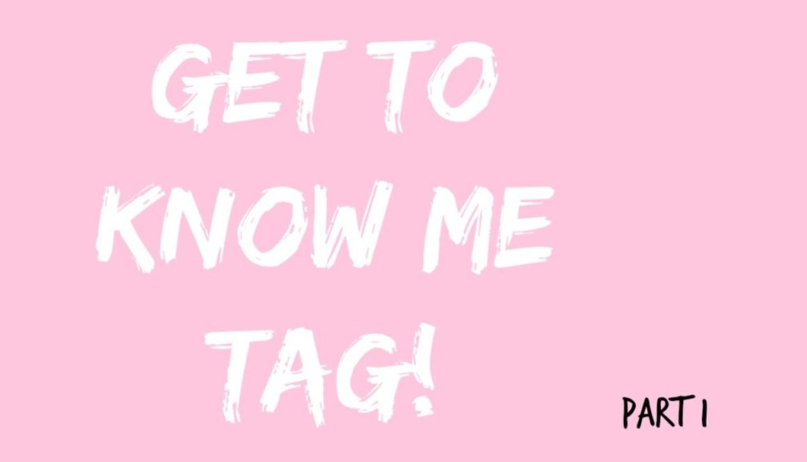 Get To Know Me Game!!